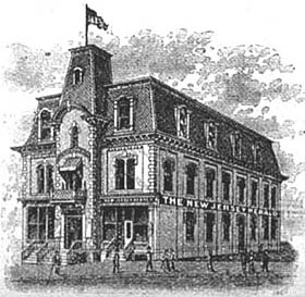 Newton Nj Library Hall